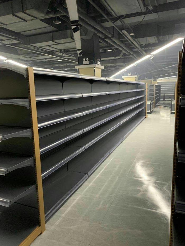安阳内黄世纪华联超市货架案例