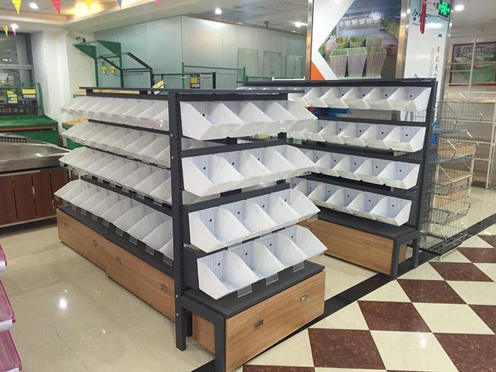 红叶蔬菜水果货架011