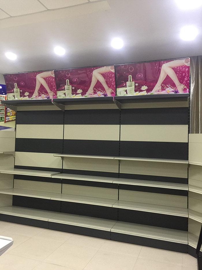 母婴店单面货架