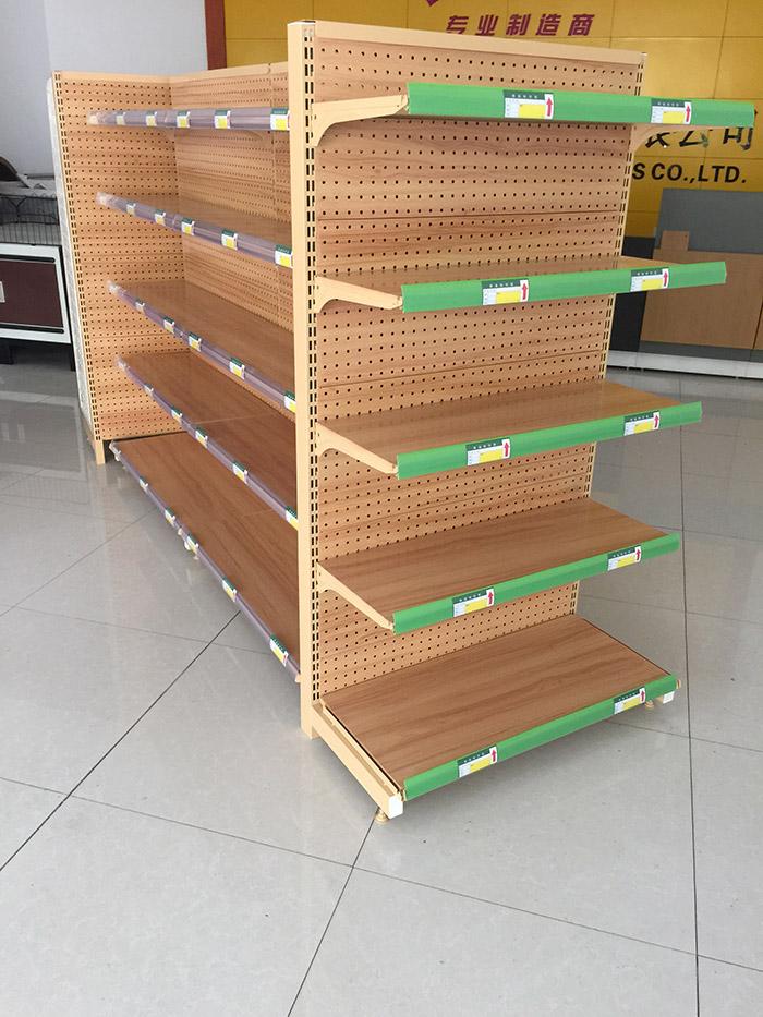 红叶精品店货架012