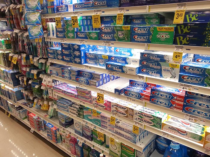 超市货架标价条
