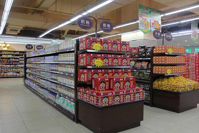 超市货架上的商品摆放原则有哪些