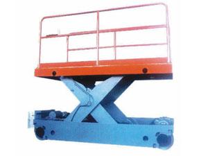 SJCX轨道行走式升降机