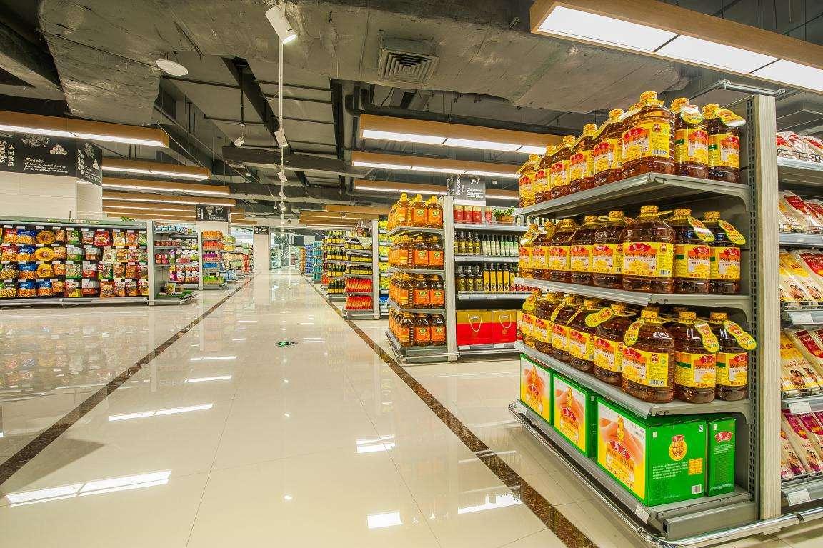 怎么陈列超市货架