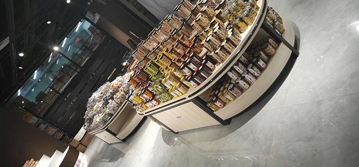 进口食品散货柜