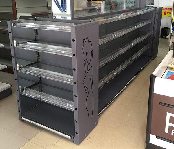 红叶化妆品货架012