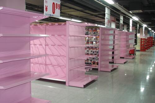 小超市单面货架尺寸一般是多少