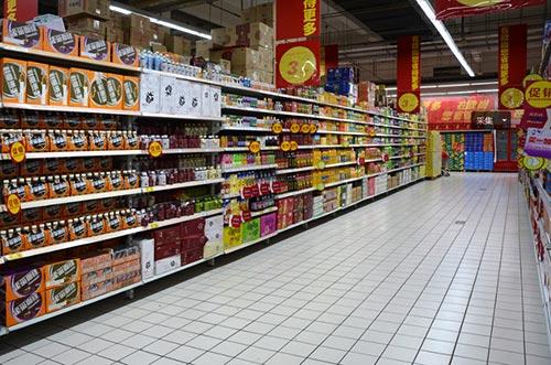 不知道超市货架的摆放技巧?全在这里了!