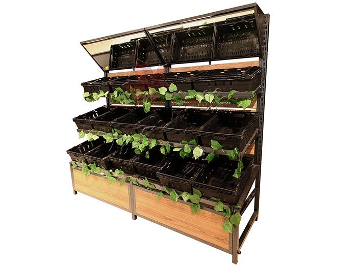 HY-豪华蔬菜水果货架