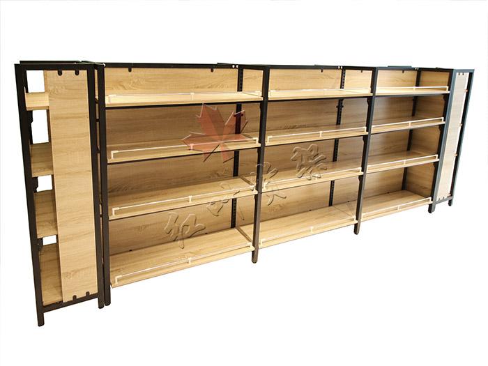 HY-双面钢木货架