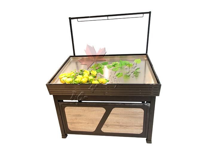 HY-树脂钢木果蔬架