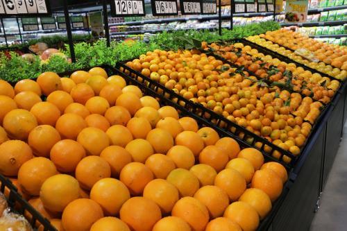 河南超市蔬菜水果货架哪里定做?