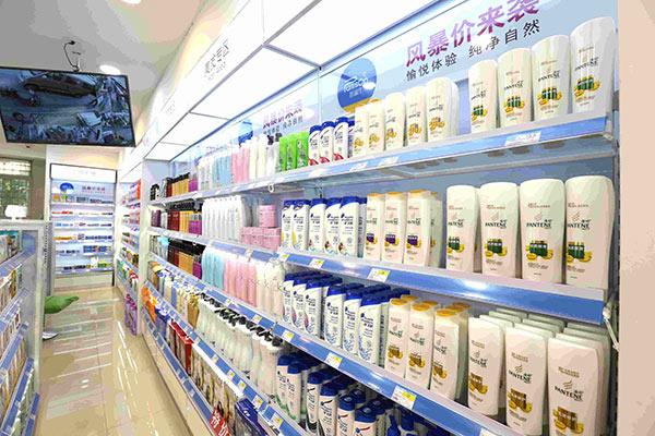 大商场的化妆品货架在哪里可以买到
