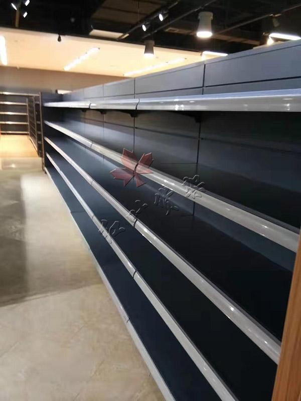 晋城世纪华联超市货架案例