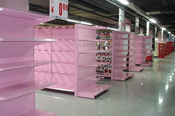 现在超市货架都有哪些特征?