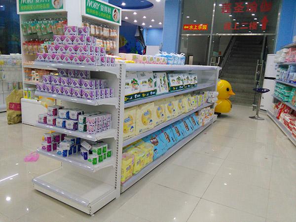 陈列精品超市货架堆头前需些什么准备
