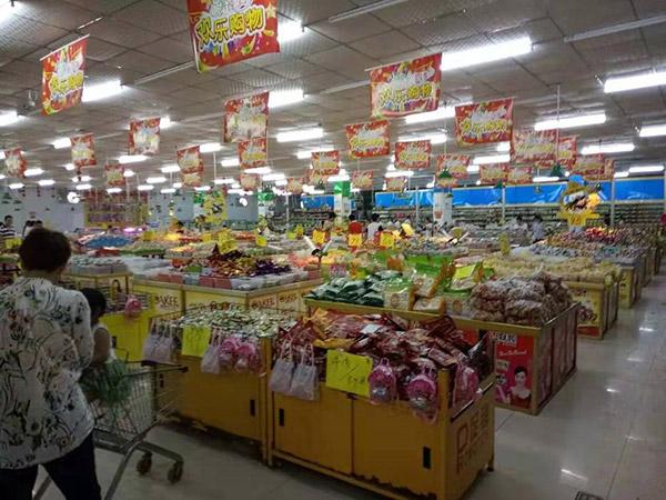 商丘市睢县浙商购物广场散货区