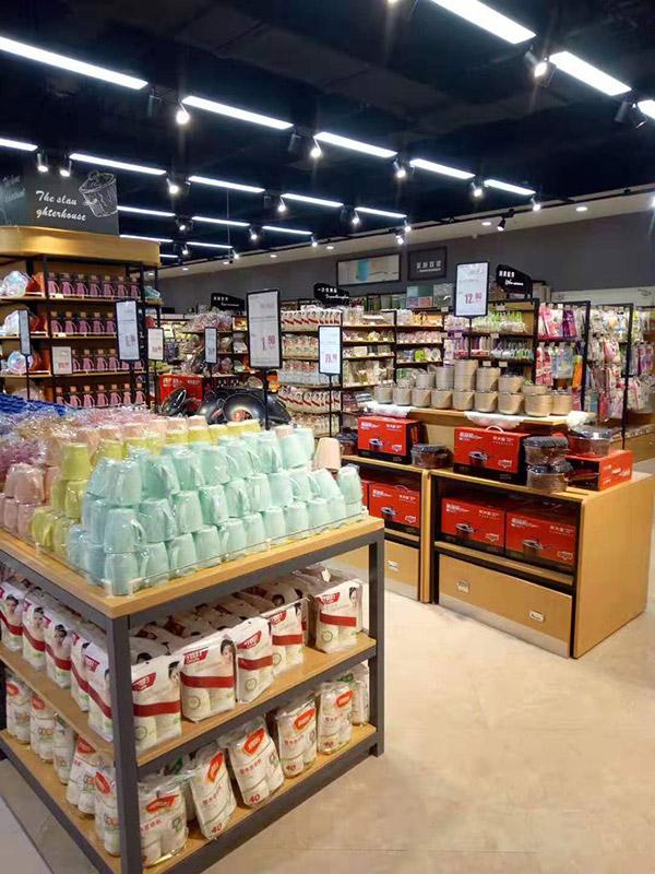 晋城汇邦世纪联华超市杯子区