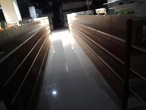 许昌某购物广场双面货架