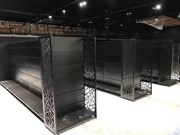 开封兰考县新时代购物广场商超货架案例