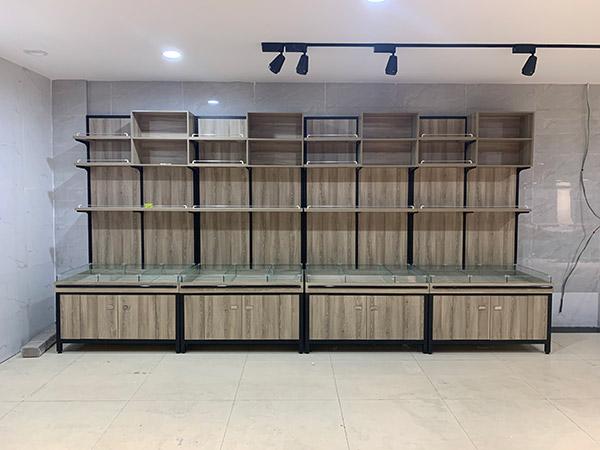 河南登封市兆佳智购超市散货柜