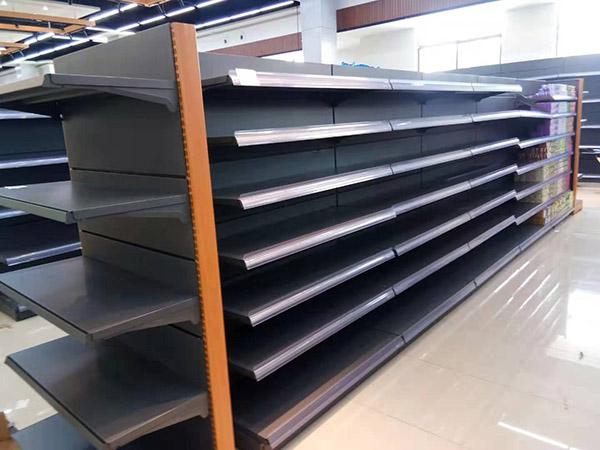 周口西华县太平洋润发购物广场超市货架案例