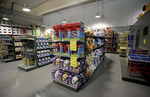 在河南如何选择小型超市货架