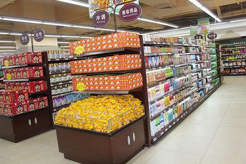 超市货架摆放要注意哪些问题