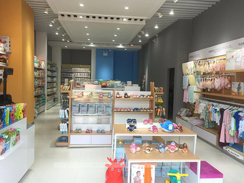 河南地区怎么选择合适的母婴店货架