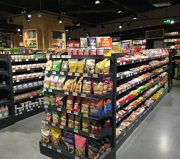 超市便利店,货架到底是横排好还是竖排好