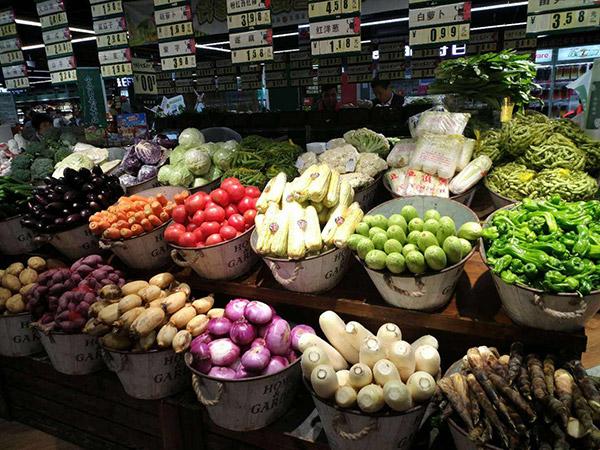 生鲜超市货架商品陈列有啥技巧