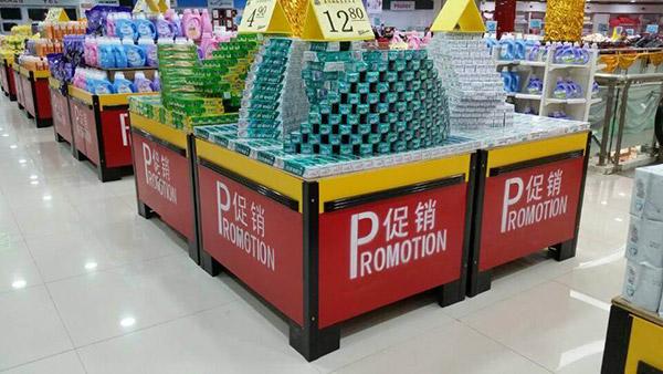 超市货架商品摆放要注意哪些问题