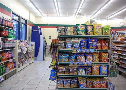 现代超市离不开超市货架的这些优点