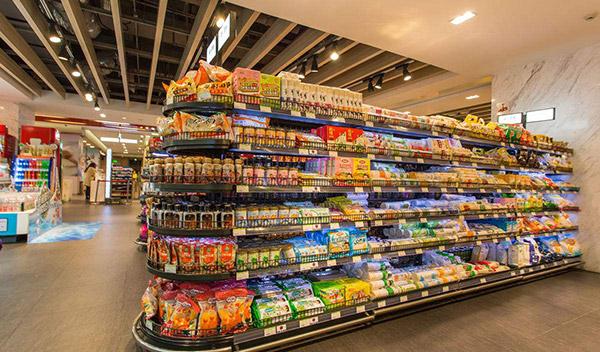 怎么设计超市货架才能更好吸引顾客