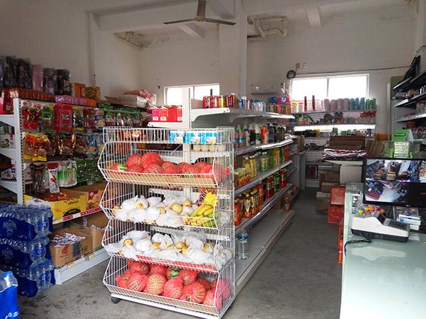 怎么挑选适合自己店铺的超市货架