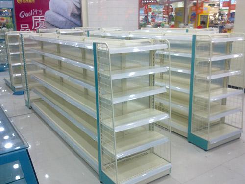 超市货架在哪里买比较有保障?