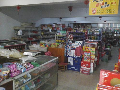 小型超市需要放的货架有哪些