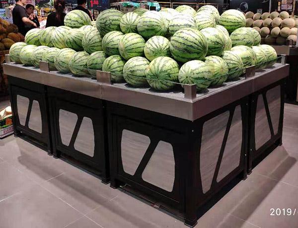 永辉款促销式果蔬架