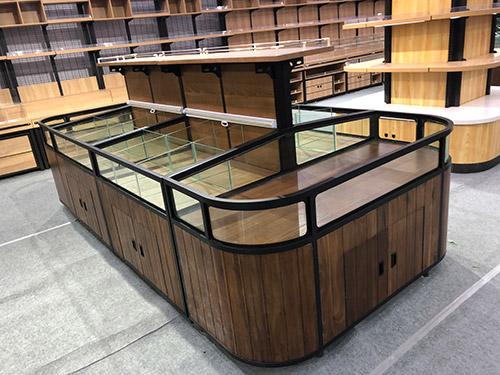 玻璃格式散货柜