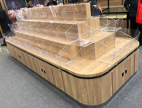 堆头式散货柜