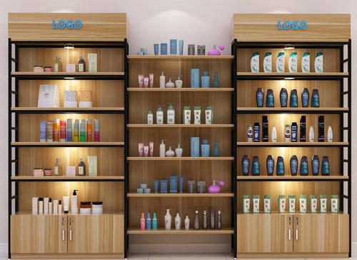 放化妆品护肤品的货架怎么选择?哪里能买
