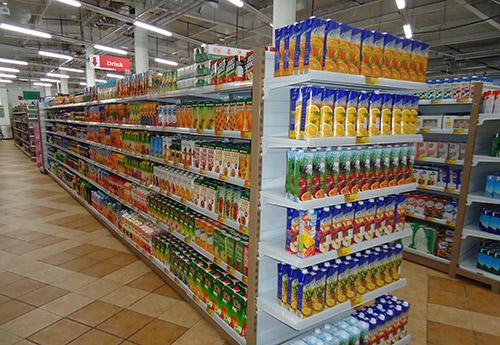 方城哪里有卖超市货架的?