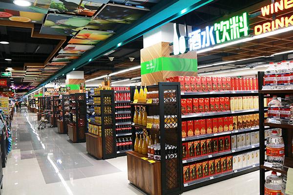 河南郑州哪里有好看实用的超市货架