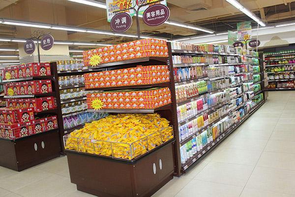 河南郑州哪里有卖二手超市货架的