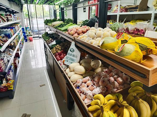 蔬菜水果货架商品陈列原则大全,果蔬店老板不可错过