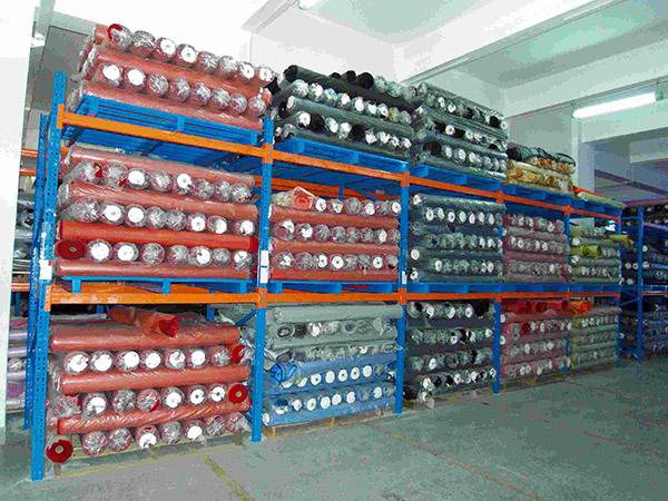 汽车行业的库房可以用哪些货架
