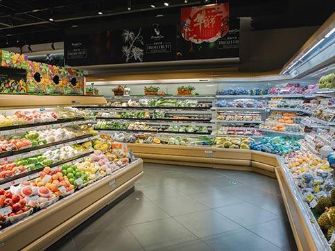 蔬菜水果货架陈列注意哪些问题?