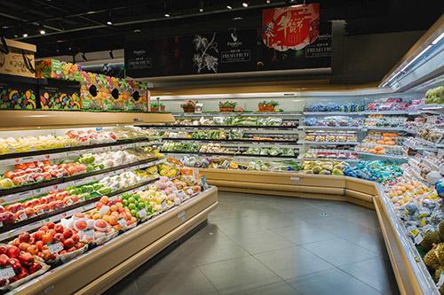 蔬菜水果货架陈列注意哪些问题