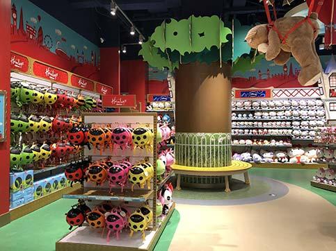 卖玩具需要什么样的货架?