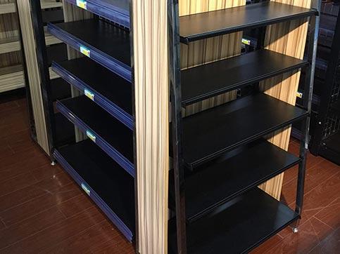 便利店钢木货架